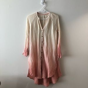 Free People Ombré Tunic